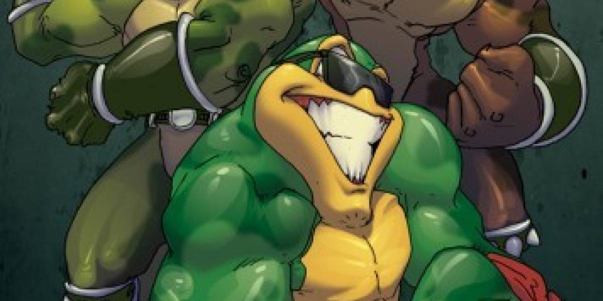 Notable: Rare y Microsoft anuncian Battletoads HD para XBLA