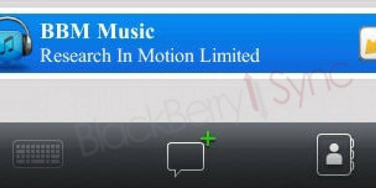 RIM se estrena en la música con un nuevo servicio