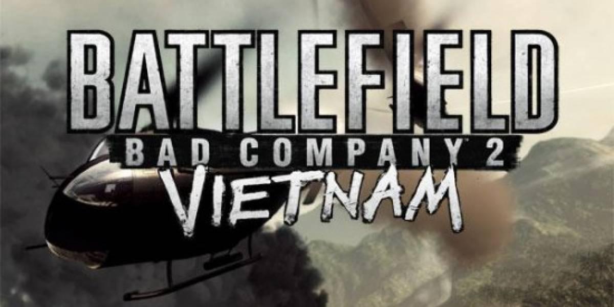 Nuevo trailer y precio de Battlefield: Bad Company 2 Vietnam