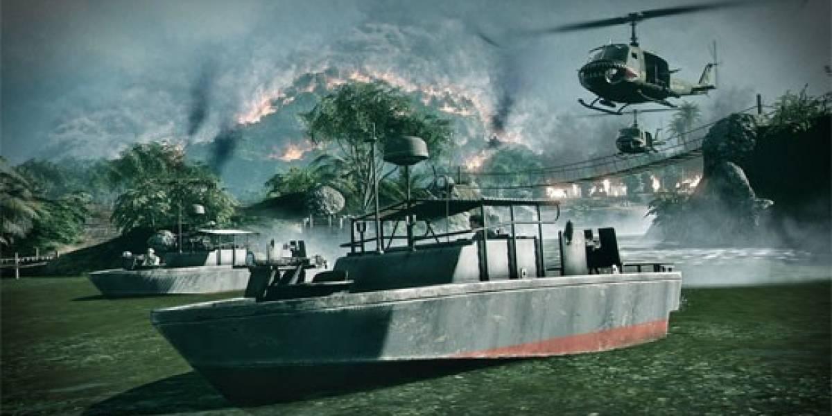Dos minutos de gloria en Battlefield: Bad Company 2 Vietnam