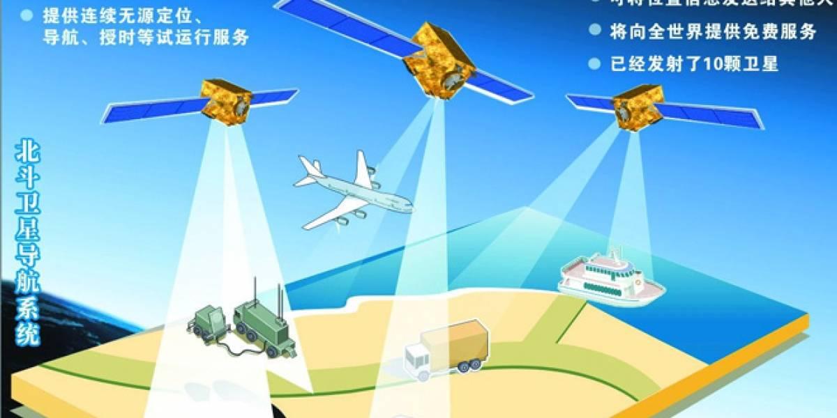 China lanza Beidou, su propia alternativa al GPS