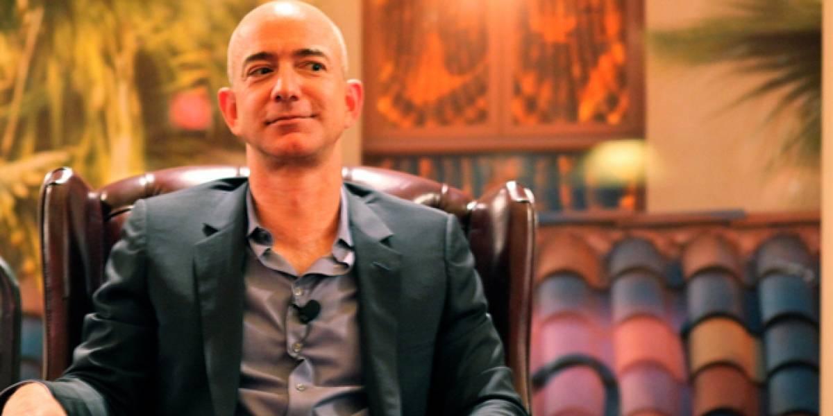 Jeff Bezos de Amazon hizo un llamado a los gobiernos a terminar con la guerra de patentes