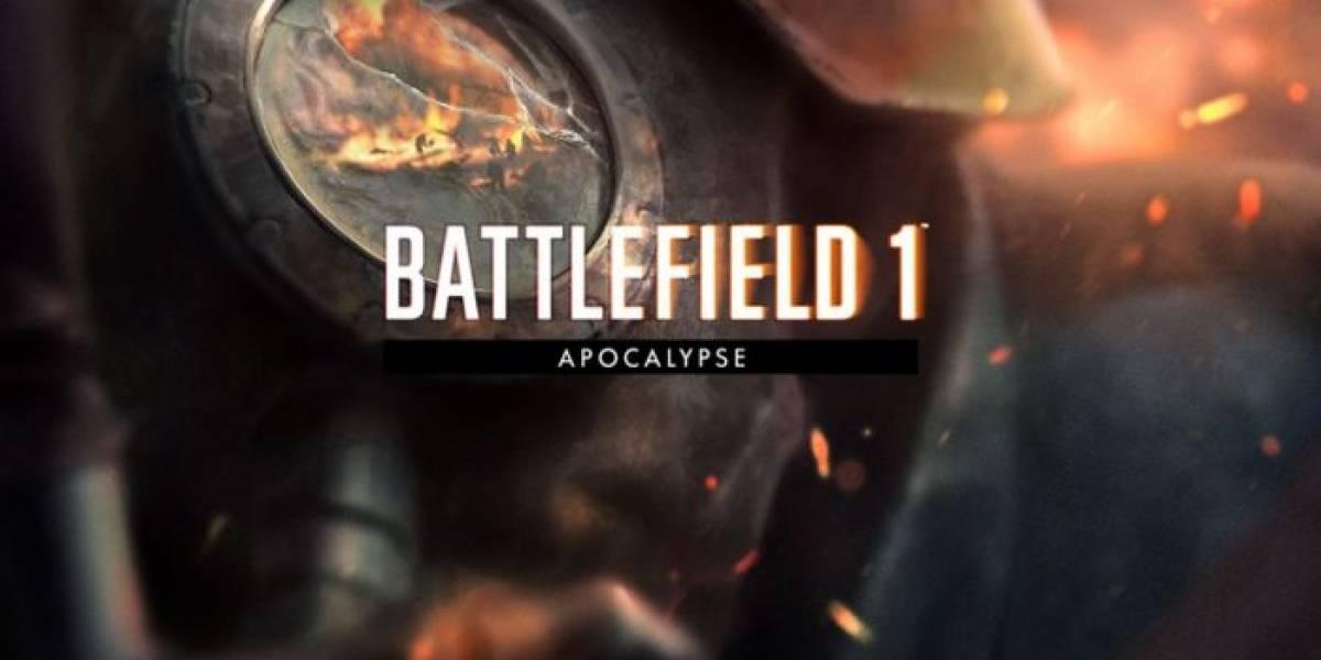 La expansión Apocalypse de Battlefield 1 llegará en febrero