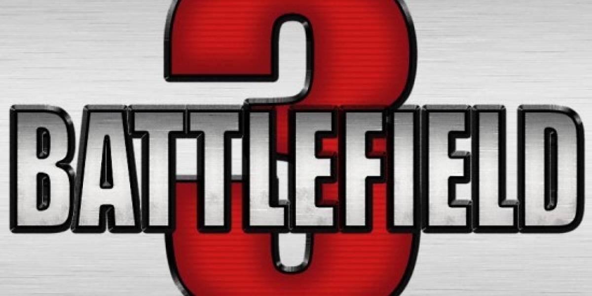 Battlefield 3 se revelará en la [GDC 2011]