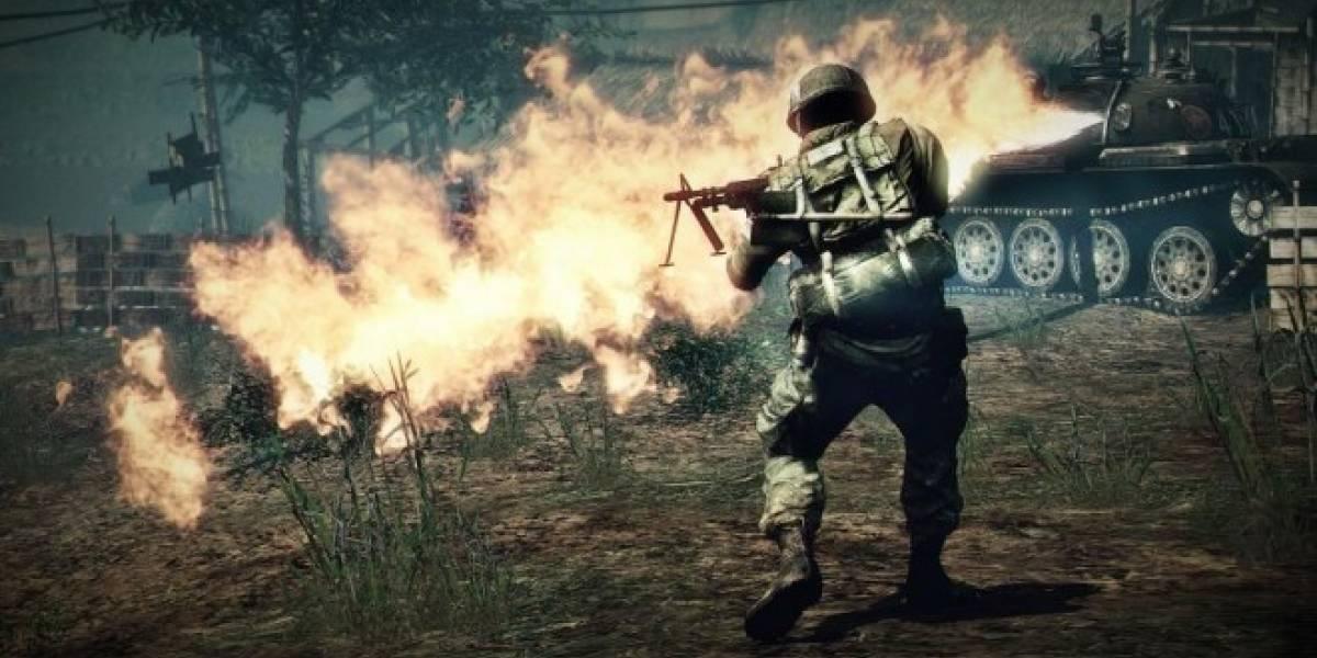 Espectacular trailer de lanzamiento de Battlefield: Bad Company 2 Vietnam