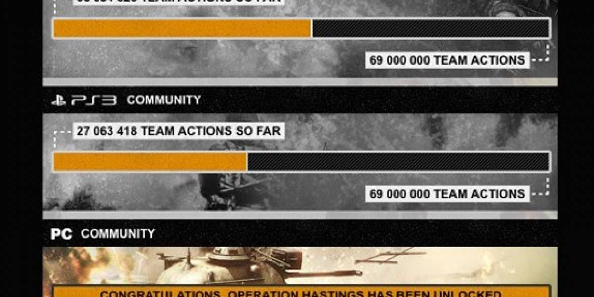 Operation Hastings de BFBC2 Vietnam es desbloqueado en PC