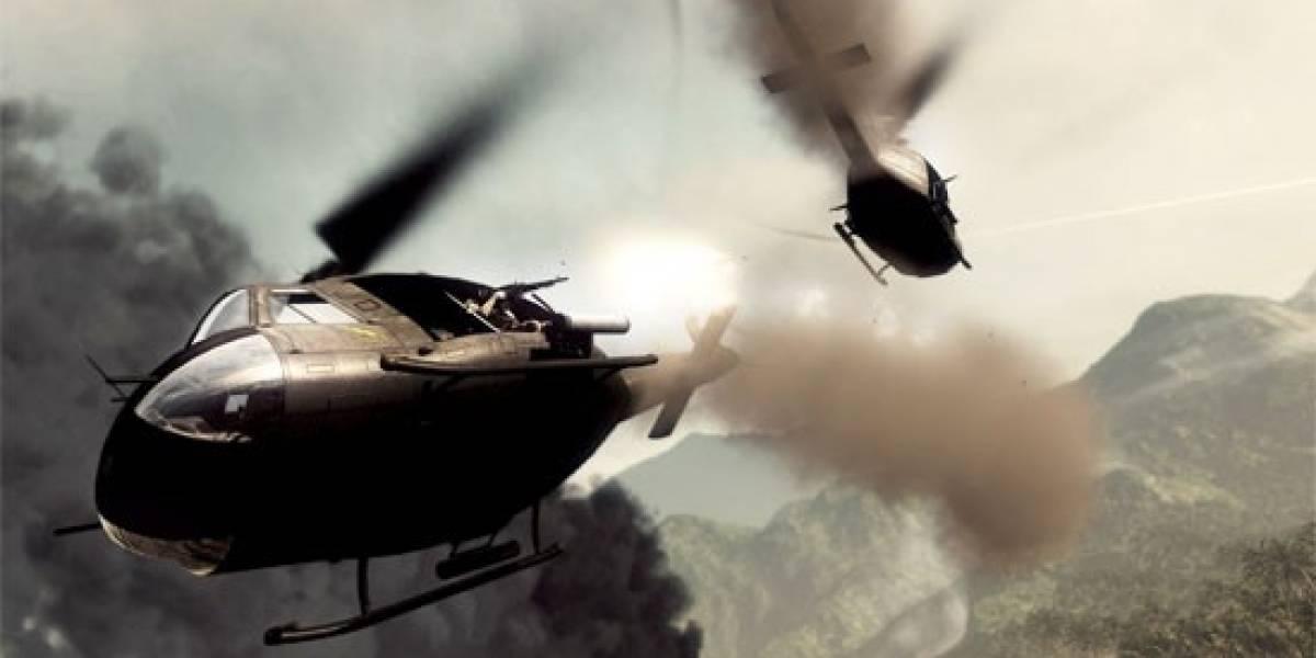 Battlefield: Bad Company 2 Vietnam llegará primero a la PC
