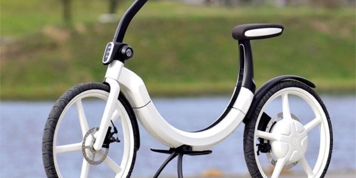 Bik.e: Volkswagen también tiene una bicicleta eléctrica