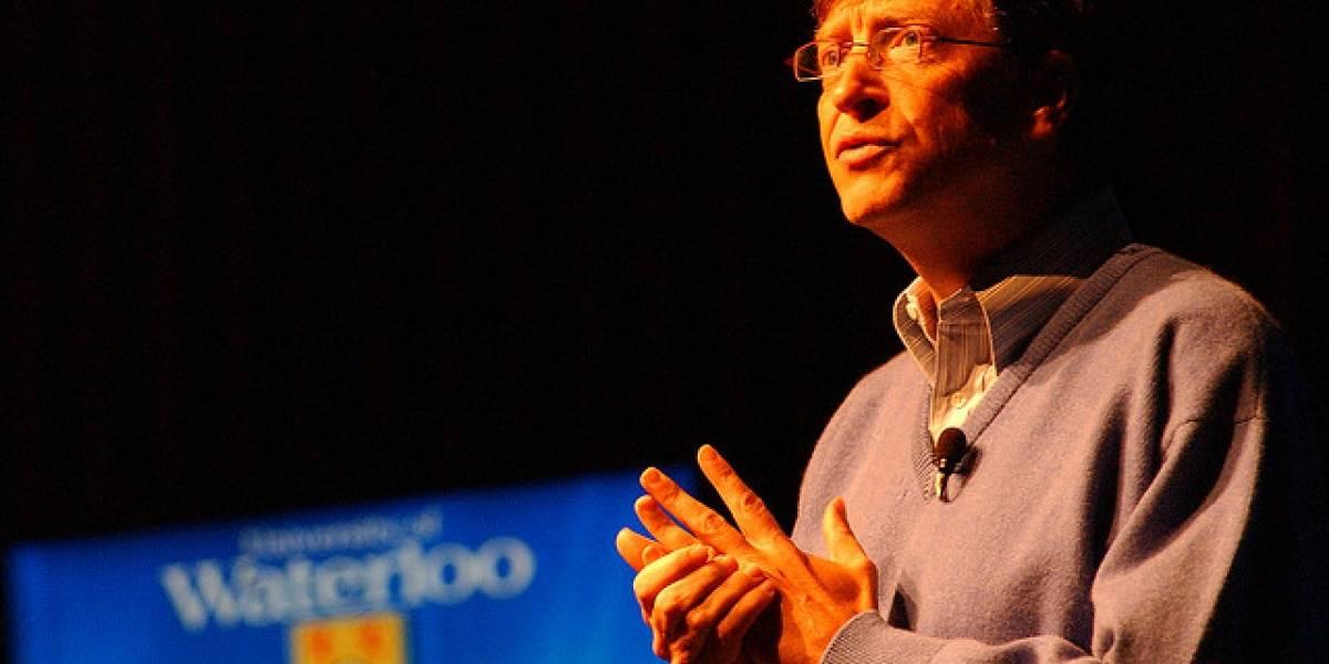¿Por qué Bill Gates está vendiendo sus acciones en Microsoft?