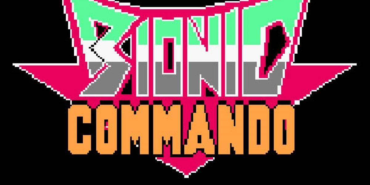 Bionic Commando: La tía male se va a alegrar