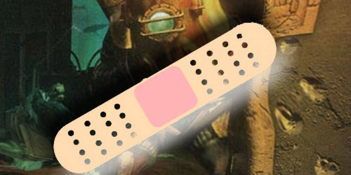 Parche (por fin) para BioShock la próxima semana
