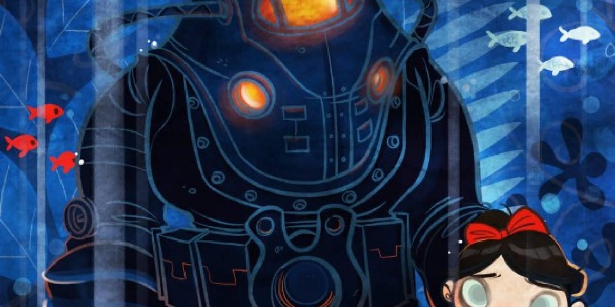 Después de todo, el DLC para BioShock 2 si llegará a la PC