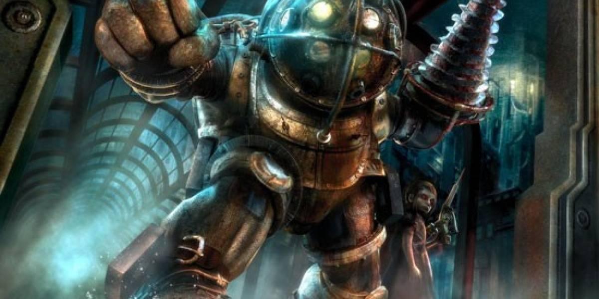 Ofertón de BioShock en Games For Windows Marketplace