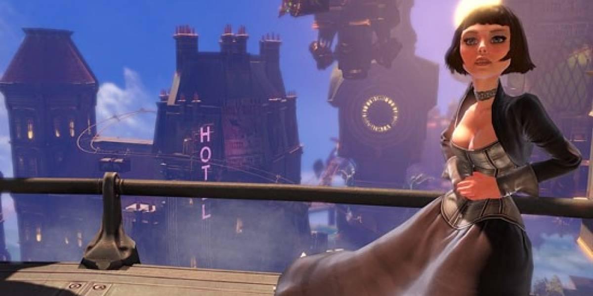 BioShock Infinite se desarrollará desde cero para cada plataforma