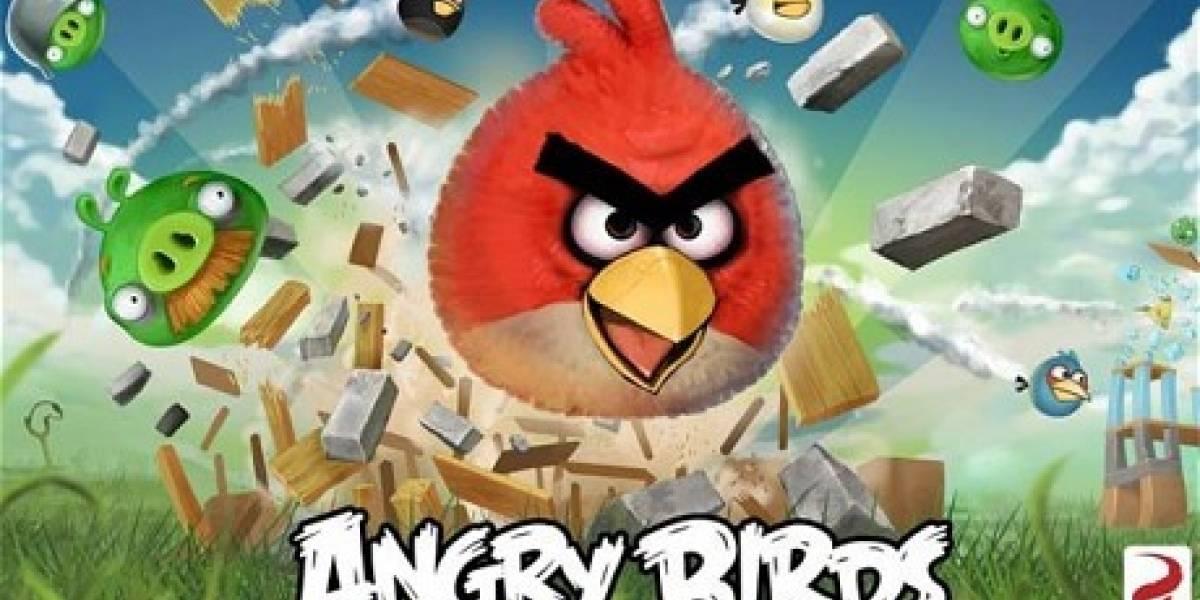 Angry Birds debuta en tres dimensiones en LG Optimus 3D