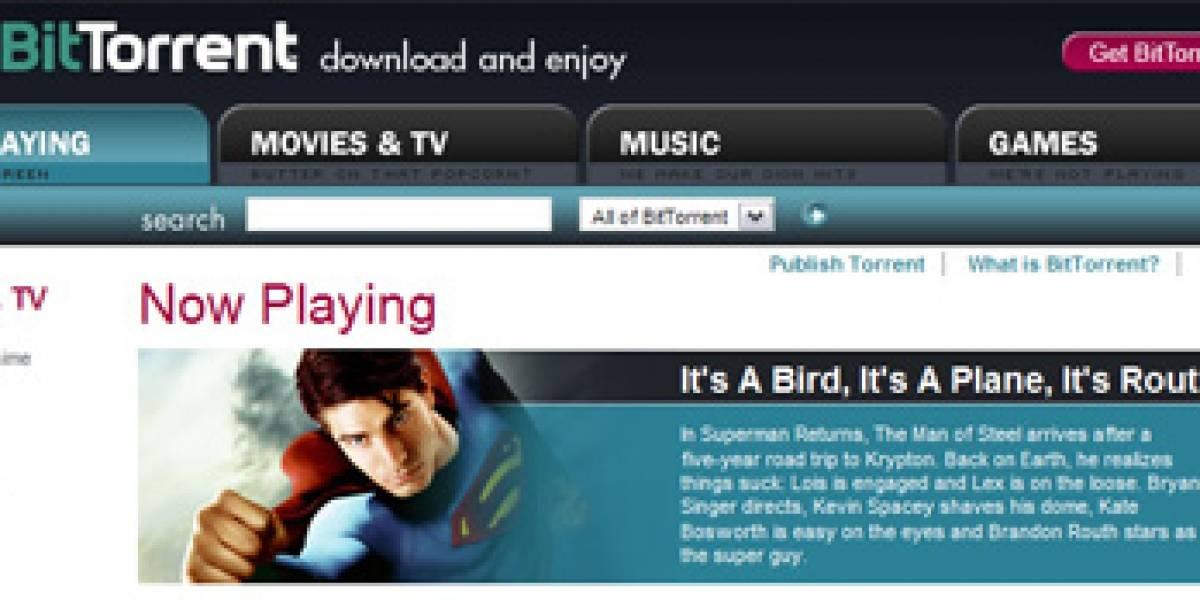 BitTorrent y su nuevo servicio de venta y arriendo de películas
