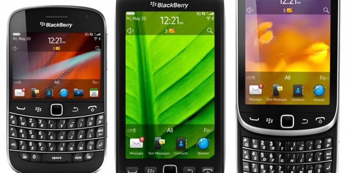 Blackberry va por el NFC