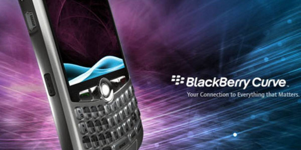 BlackBerry Curve 8330 3G con Iusacell