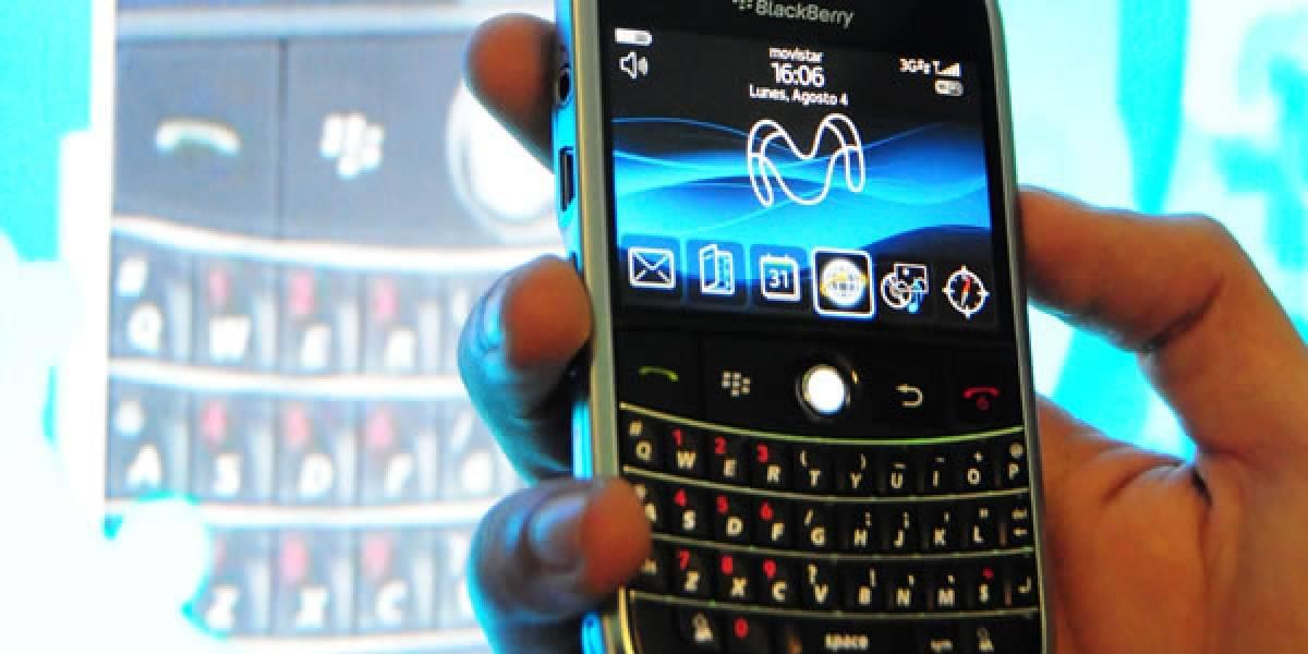La BlackBerry Bold ya está a la venta en Chile, antes que el resto del planeta