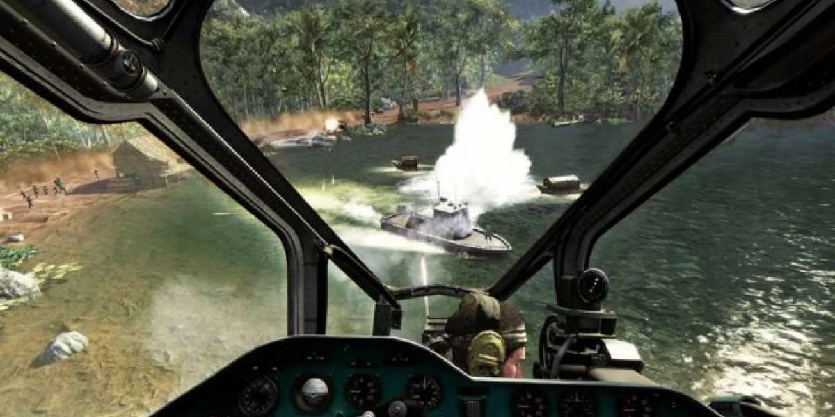 First Strike es el primer DLC de Call of Duty: Black Ops, llega el 1 de Febrero