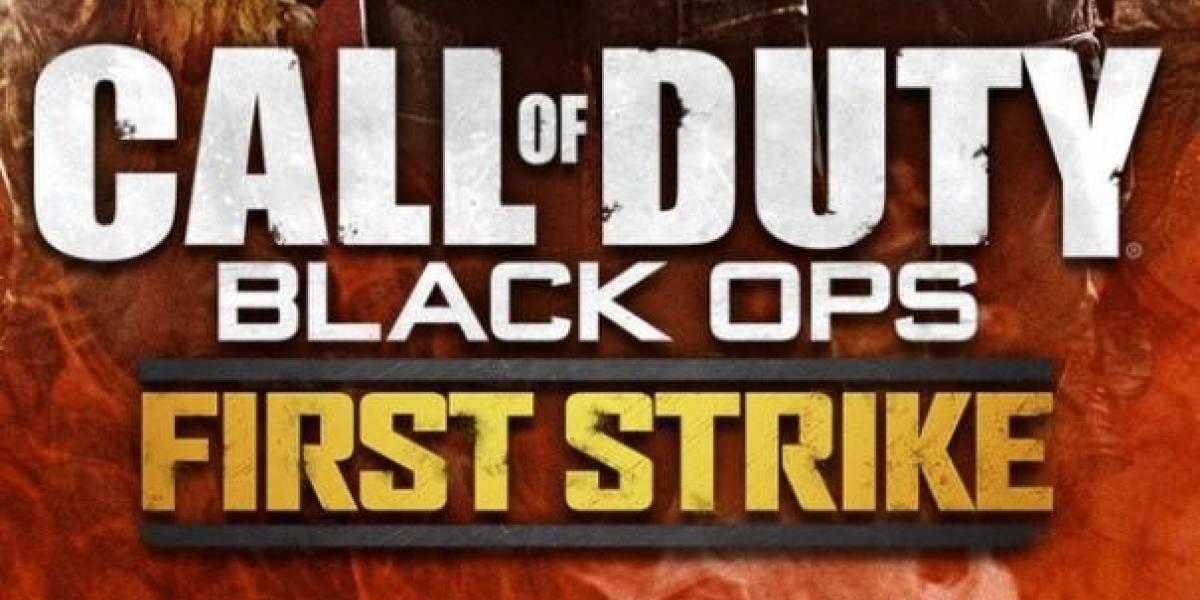 First Strike llega a PC esta semana