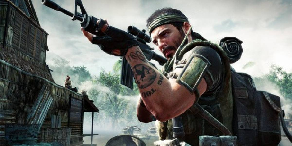 Call of Duty: Black Ops supera a MW2 en ventas durante la primer semana