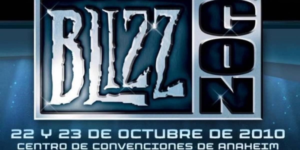 Blizzard anuncia la BlizzCon 2010
