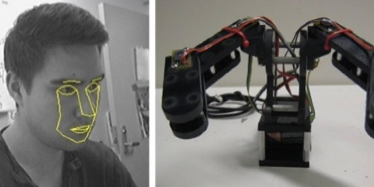MeBot: Robot expresivo de telepresencia