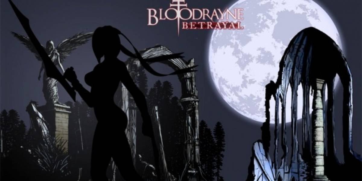 BloodRayne está de regreso, ahora en 2D para XBLA y PSN