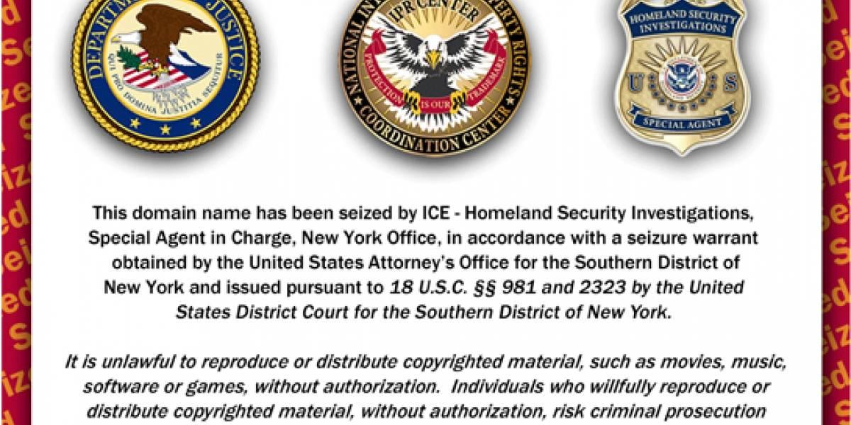 España: Departamento de Seguridad Nacional estadounidense cierra rojadirecta.org