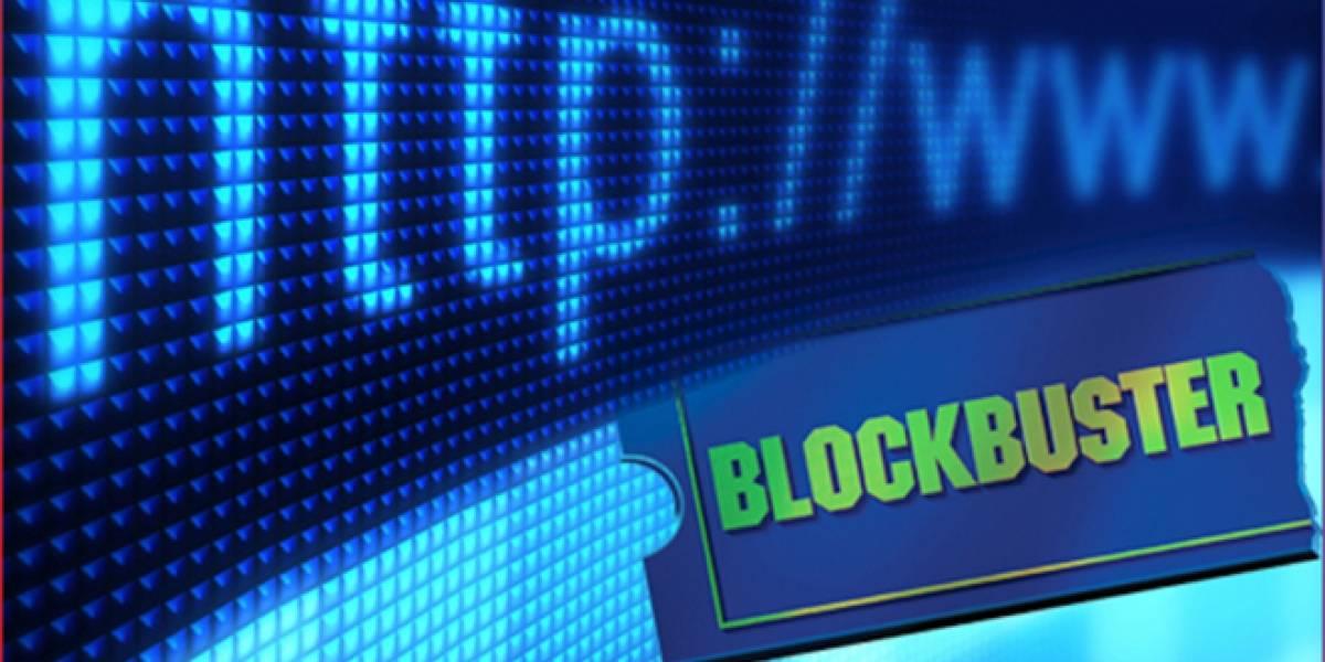 México: Blockbuster quiere lanzar su servicio de streaming en el país