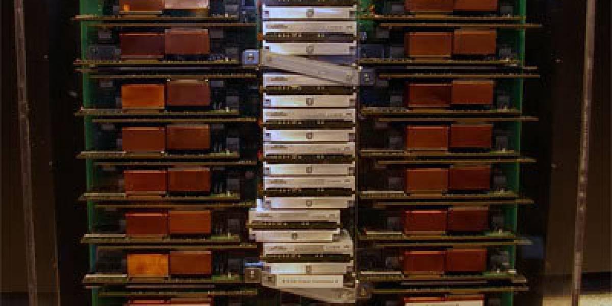 Correr toda la Internet en una supercomputadora