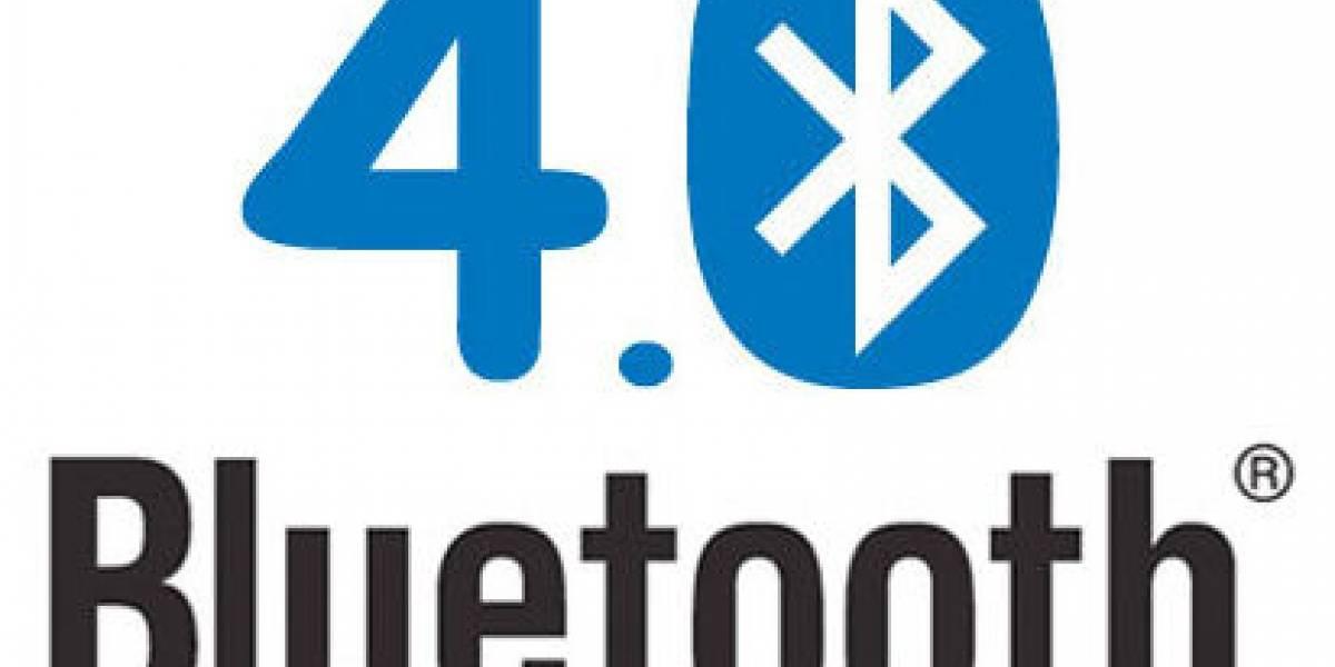 Dispositivos equipados con Bluetooth 4.0 llegarán a fin de año