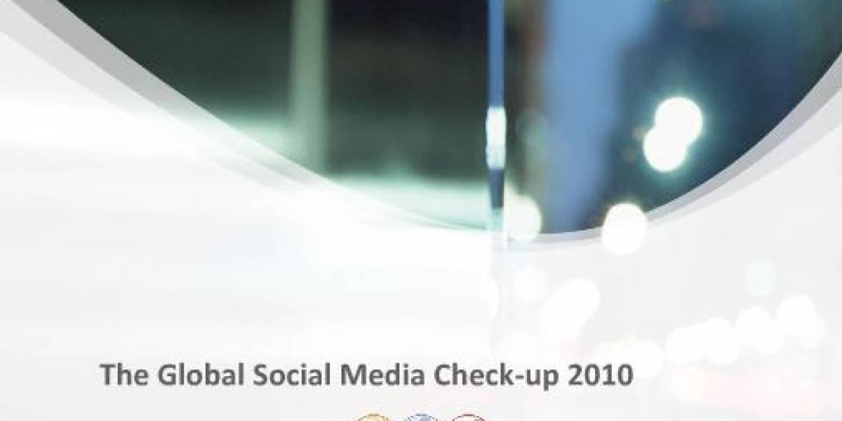 80 de las 100 compañías más grandes del mundo tienen presencia en redes sociales