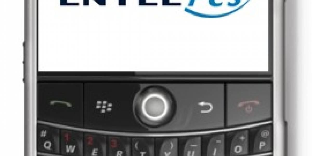 Entel PCS trae la BlackBerry Bold a Chile