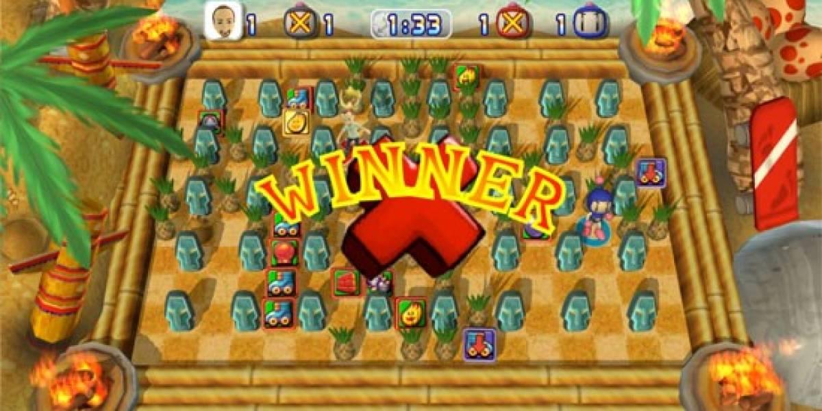 Bomberman Live Battlefest llega este mes a Xbox Live
