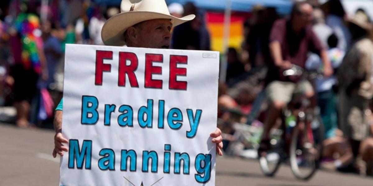 Bradley Manning ofrece declararse culpable de filtrar secretos a WikiLeaks