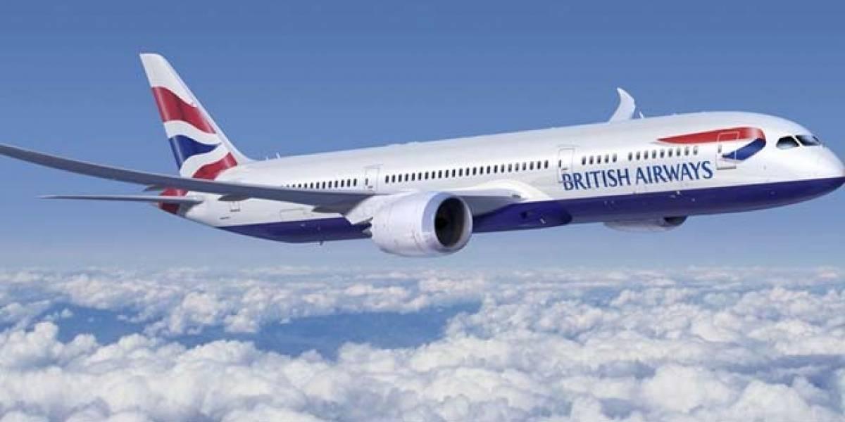 British Airways equipa a sus azafatas con iPads