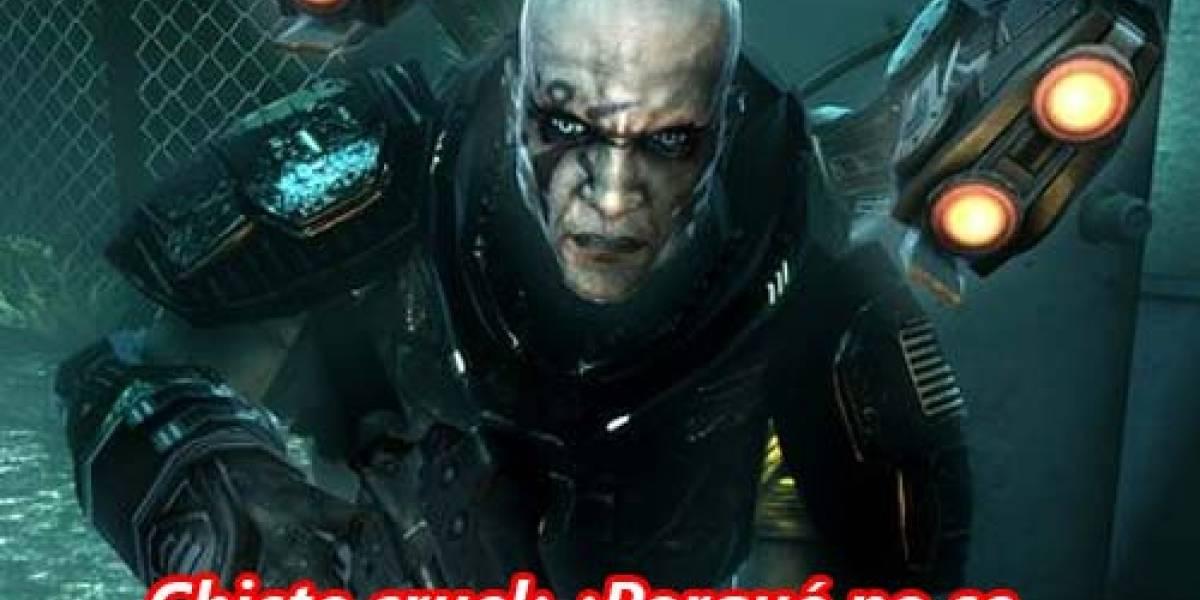 BlackSite: Area 51 terminadoooo!
