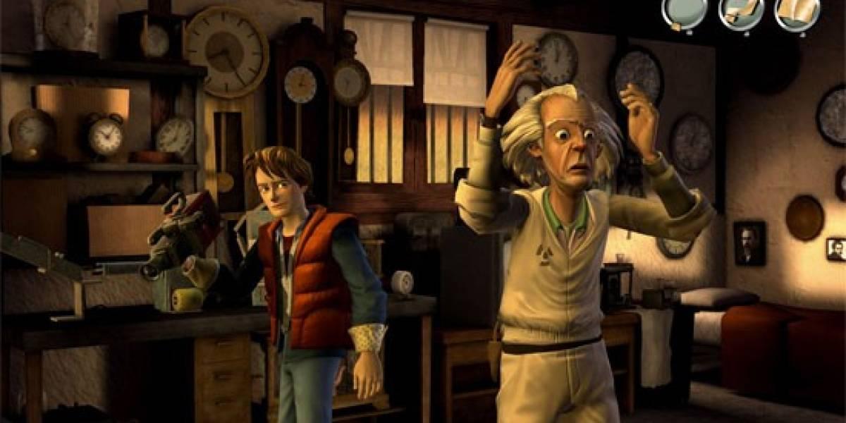 El primer episodio de Back to the Future: The Game ya está disponible