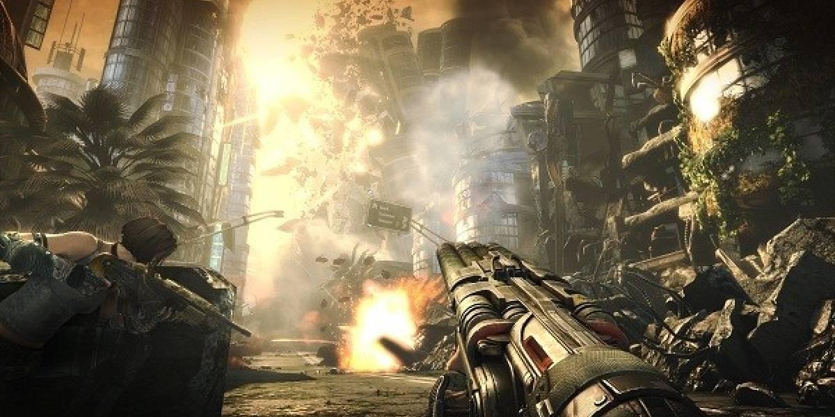 Aquí les va otro video de Bulletstorm