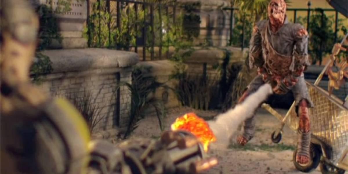Trailer de Bulletstorm hace parodia de comercial de Halo 3