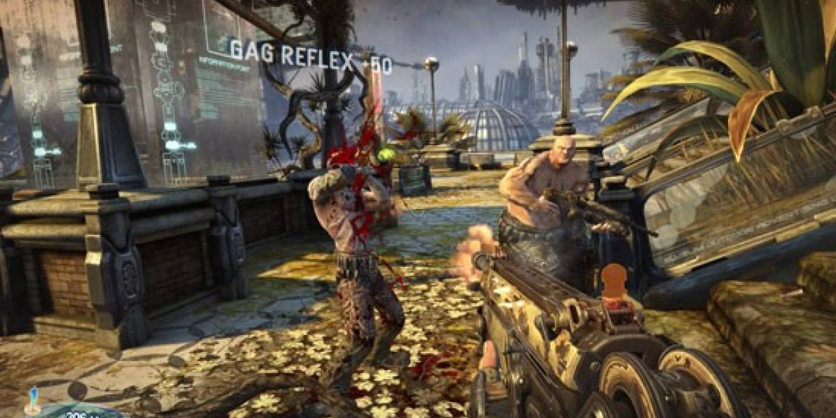 CliffyB habla del demo de Bulletstorm para PC