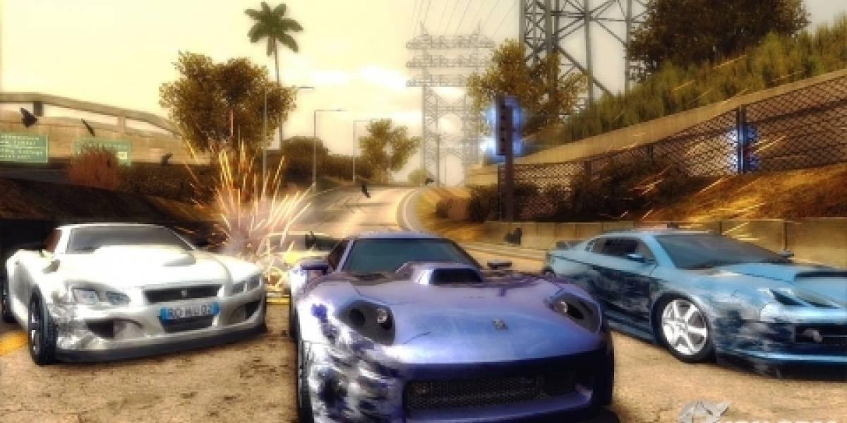 Burnout 5 en Xbox 360 y PlayStation 3; Primeras imágenes