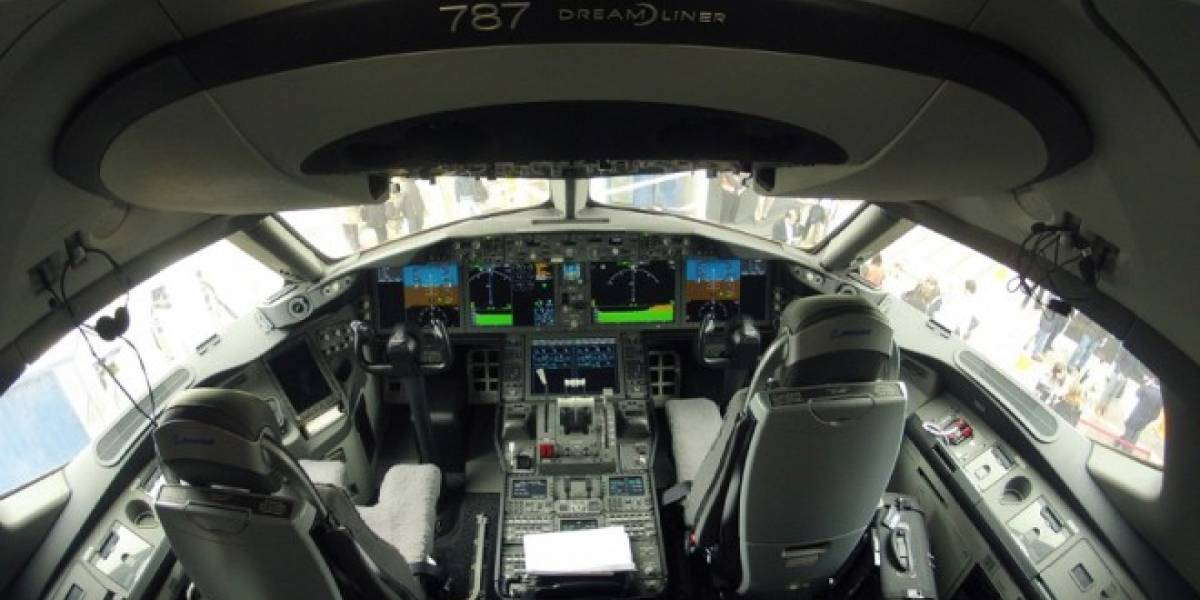 A bordo del Boeing 787 Dreamliner (Video)