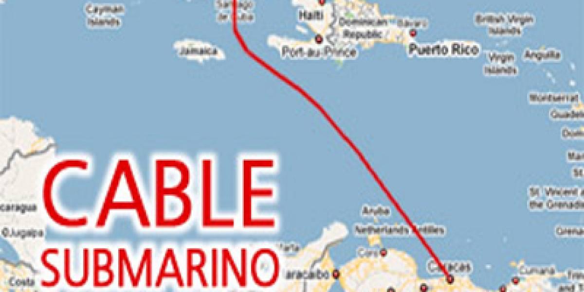 Avanza el tendido de fibra óptica entre Venezuela y Cuba