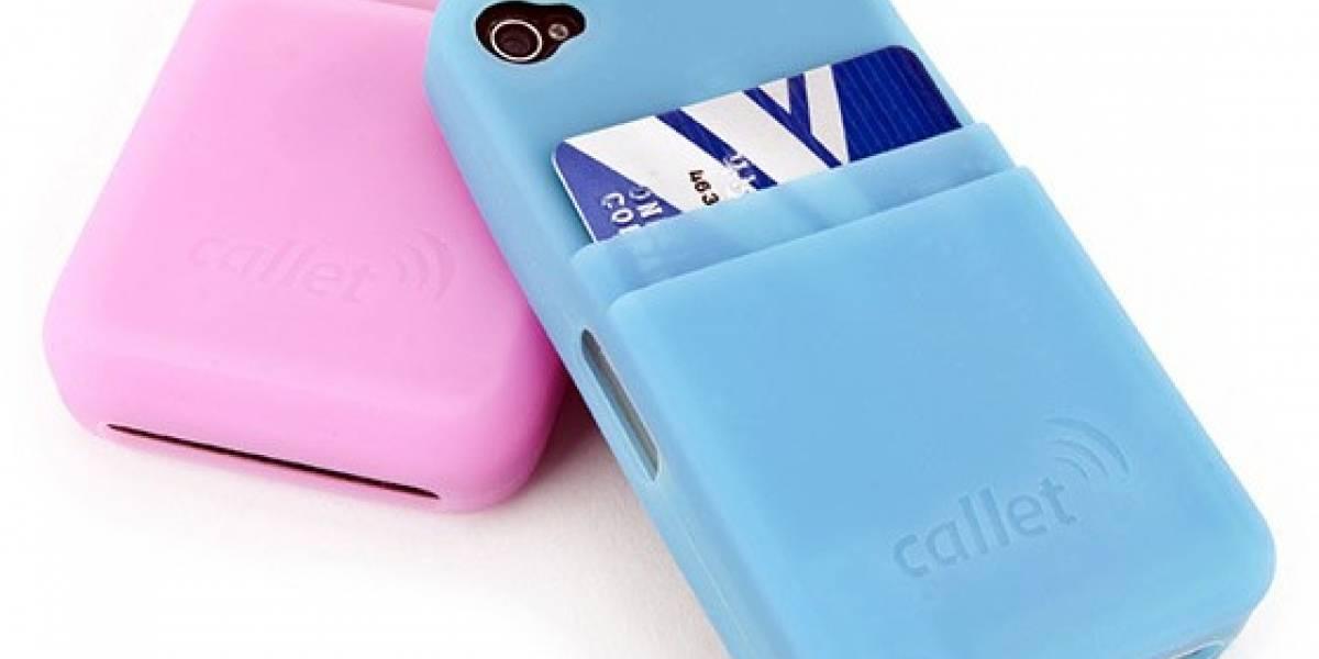 Callet, el case-billetera para tu iPhone... y también para tu BlackBerry