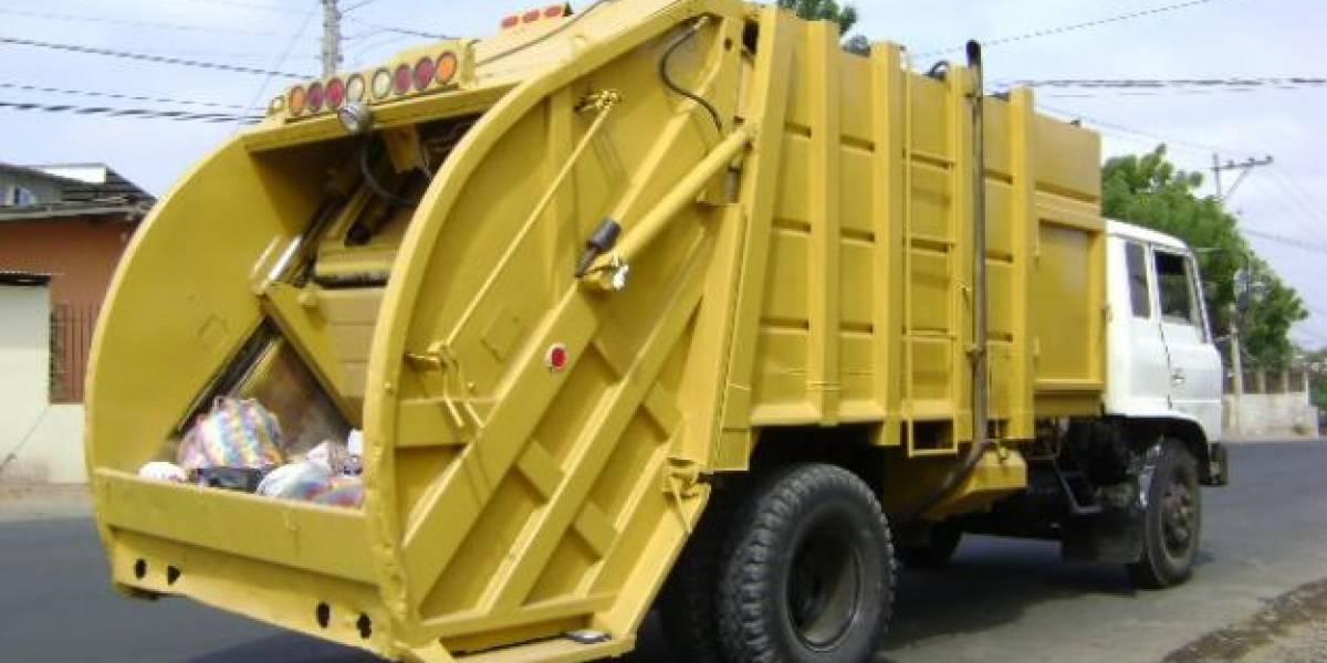 Chile: Camiones de basura de la comuna de Santiago se podrán rastrear por internet