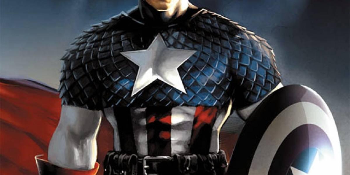 Muestran avances de la película de Capitán América durante el Super Bowl XLV