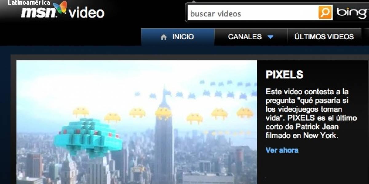 Microsoft actualiza MSN Video para Latinoamérica en HD